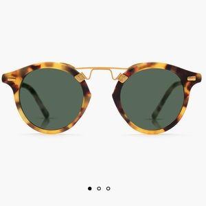 KREWE du optic sunglasses